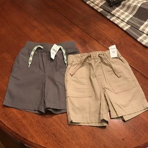 Baby Gap- boys shorts NWT